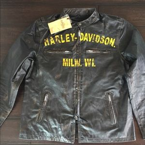 Harley-Davidson Men's Leather Jacket